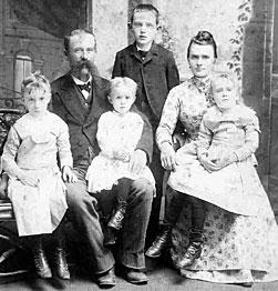 Virginia Ancestry, Victor Dunn